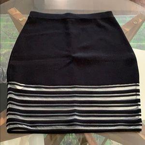 Rebecca minkoff sweater skirt